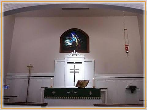 Reformation Evangelical Lutheran Church Taylorsville Nc